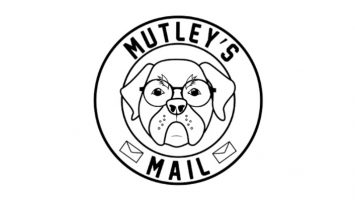 Mutley's Mail logo